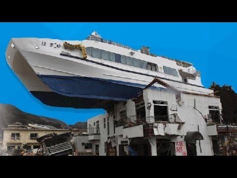 Gelmiş Geçmiş En Büyük Depremler