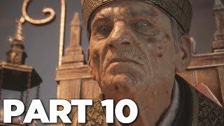 A PLAGUE TALE INNOCENCE Walkthrough Gameplay Part 10 - VITALIS (PS4 Pro)