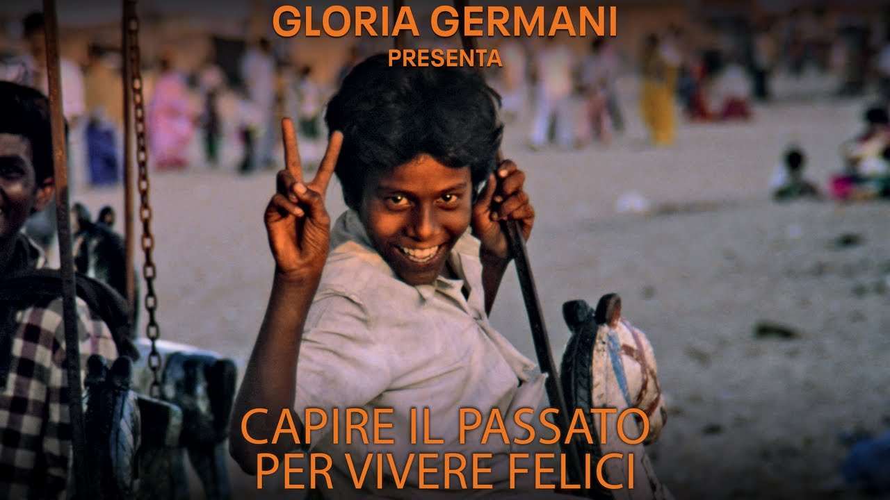 Gloria Germani presenta Capire il passato per vivere felici