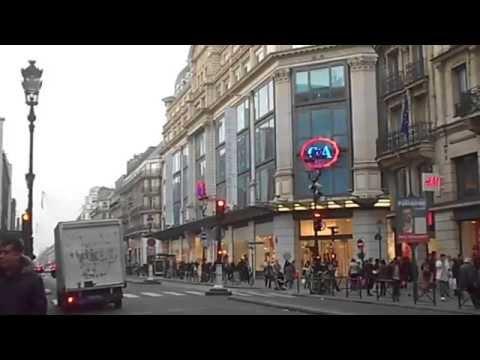 C&A rue de rivoli a Paris