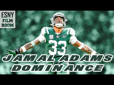 New York Jets' Jamal Adams Is A Special NFL Safety (Film Room)