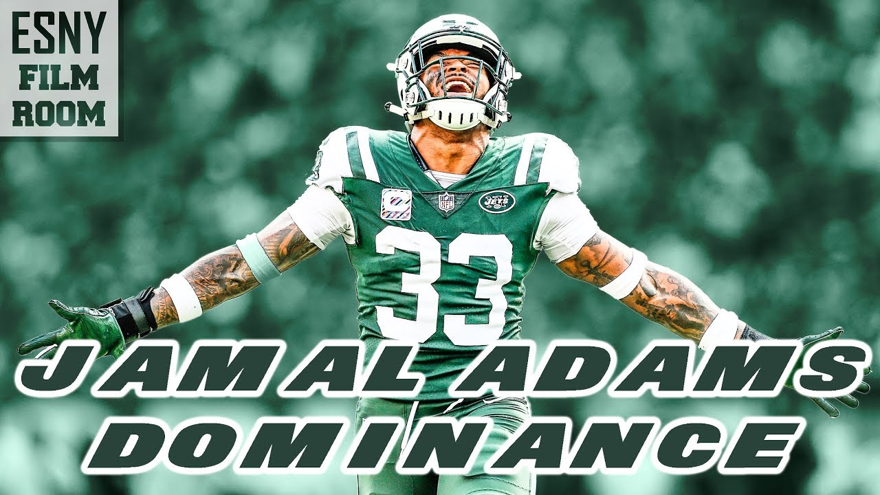 794a919306c New York Jets' Jamal Adams Is A Special NFL Safety (Film Room) - YouTube