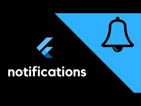 Flutter - Push Notifications