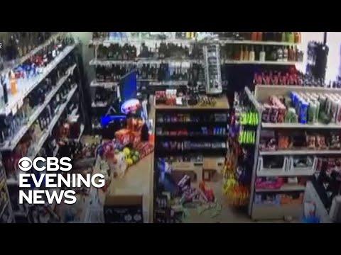 Aftershocks felt in California after 6.4 magnitude earthquake