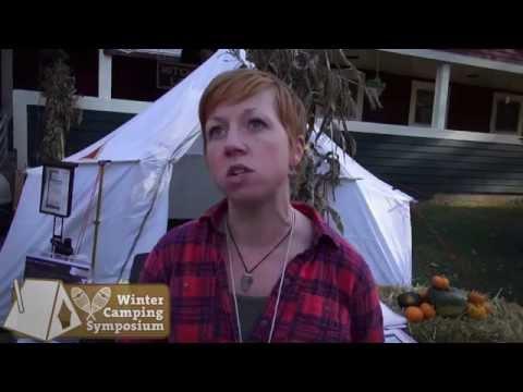 Four Dog Stove Company | Winter Camping Symposium | Sturgeon Lake MN At Camp Miller