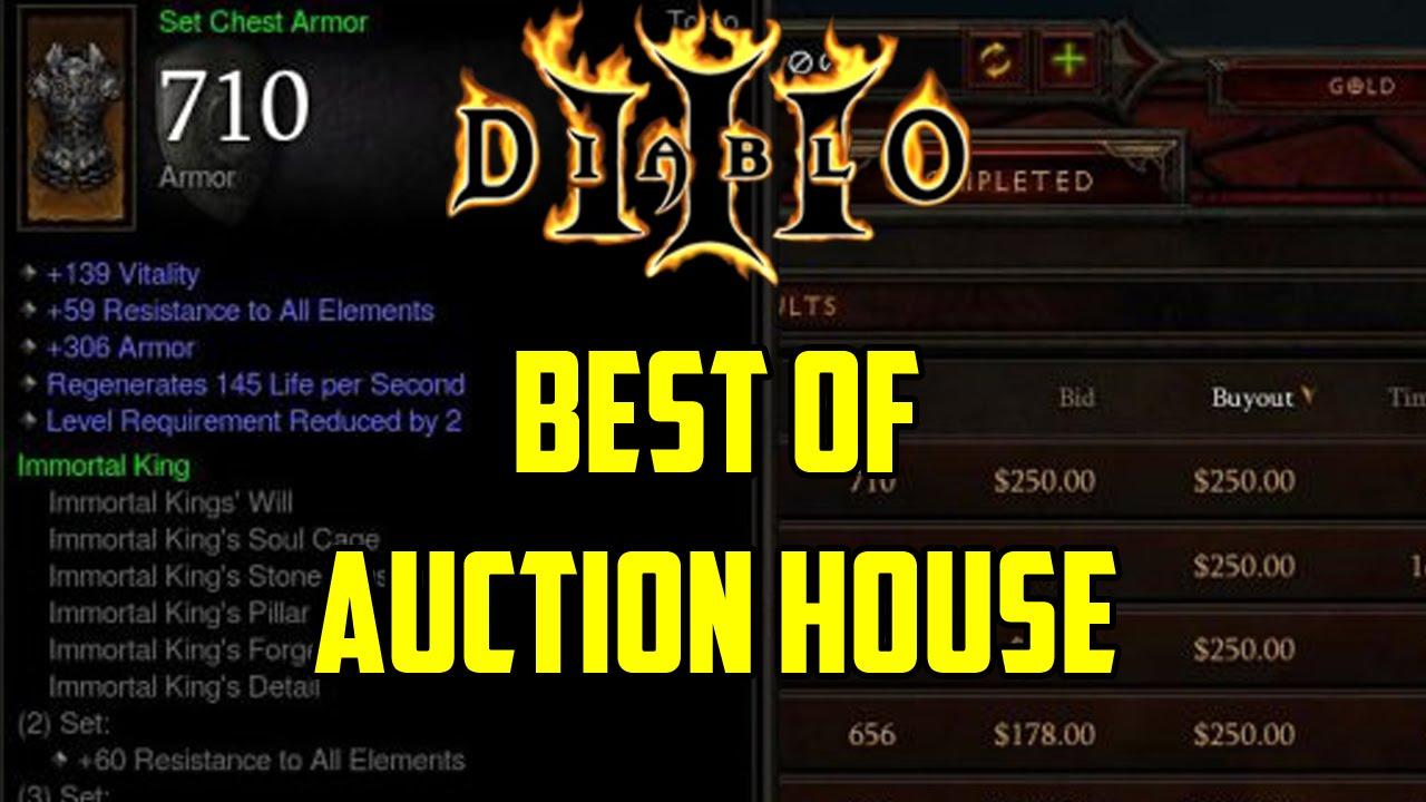 Diablo 3   Best Of Auction House   YouTube Part 84