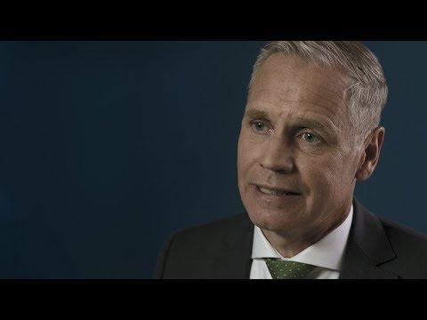 Rickard Gustafson, CEO, Scandinavian Airlines