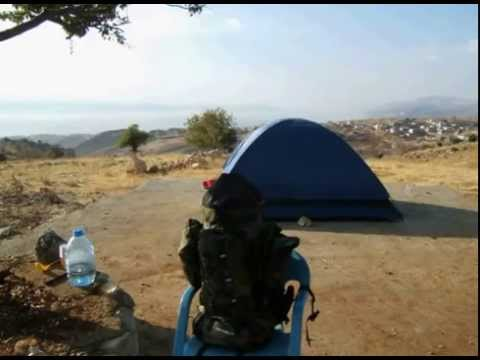 Camping Alone In The Wild, Lebanon