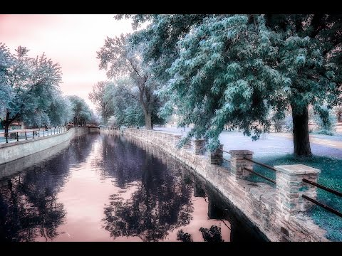 INFRARED PHOTOGRAPHY TUTORIAL - With Color & Glow