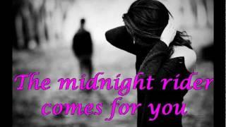 Alan Tam - Midnight Rider English with lyrics