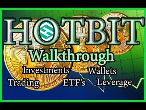 Hotbit - The things you didn't know the Exchange could do - 100% APY