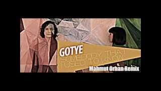 Gotye - Somebody That I Used To Know ( Mahmut Orhan Remix ) Video