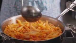 Cooking Italian Pasta | How To | Food Network Asia