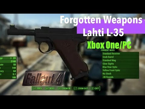 Fallout 4 Skillzerk Weapons Pack Nexus
