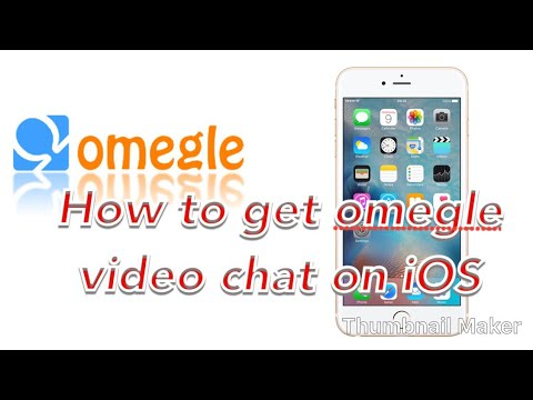 How To Get Omegle Video Chat On Ios