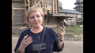 Реставрация Почозерского погоста (Кенозерский национальный парк)(Сюжет Архангельского телевидения, программа
