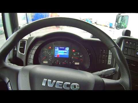 Обзор салона IVECO Stralis Hi-way Euro 6