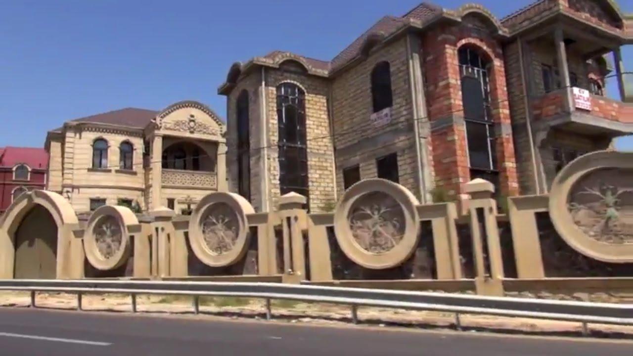 Азербайджан своим ходом || Сколько мы потратили в Баку || Цена отеля в Баку || Особенности города