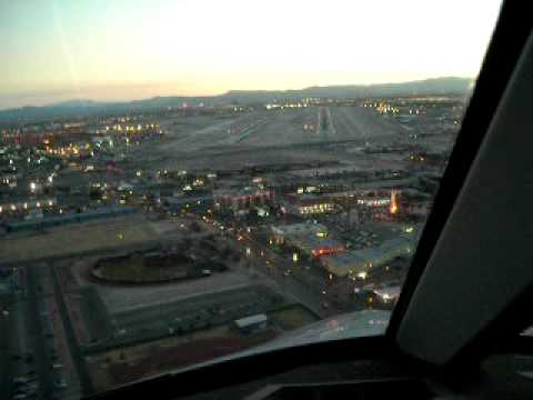 Hawker 800XP flight from Palm Springs to Las Vegas