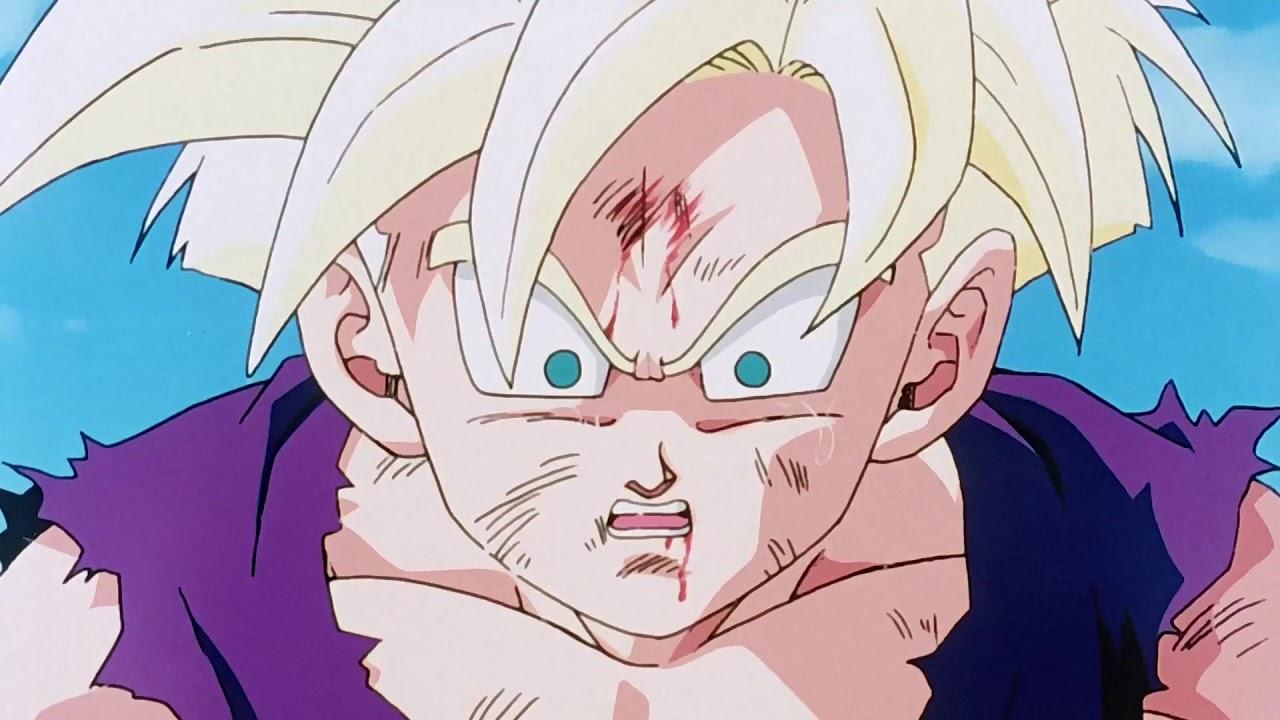 Dragon Ball Z: Gohan Se Transforma em Super Saiyajin 2(Dublado)