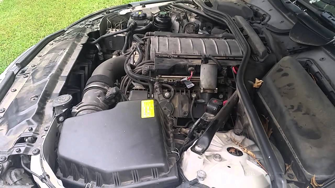 545i E60 Rough Running/misfire *Updated and fixed*