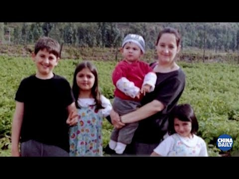 Iranian American dad in China sends five of six homeschooled kids to foreign colleges