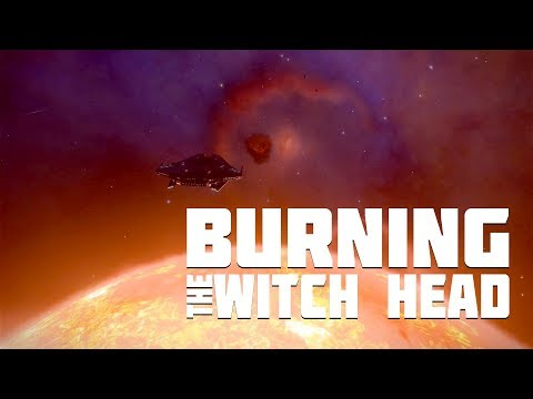 Elite Dangerous - Witch Head Nebula Attack Plus Free Decals