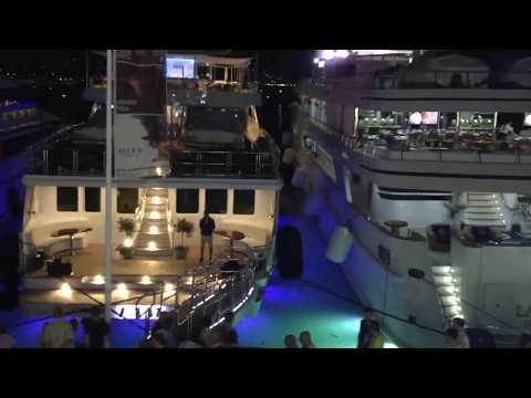 Saudi yachts in Puerto Banus summer 2017