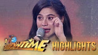 Anne gets emotional on It's Showtime 2019 Holy Week Special | It's Showtime