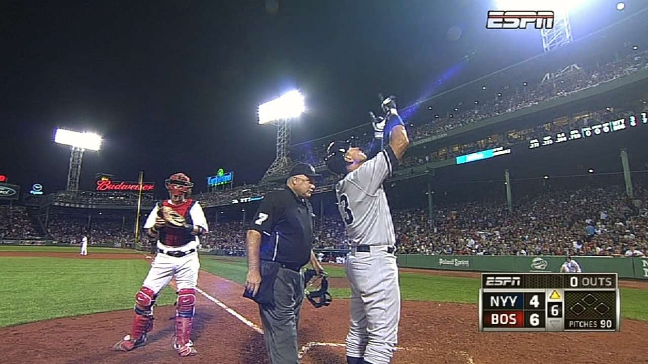 premium selection 5d5fa 45393 5 times Alex Rodriguez played the role of a Boston sports ...
