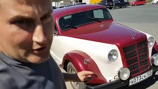 Заброшенные Авто, Ретро Свап, Тюнинг, Москвич 401, Газ-57, 54года Chevrolet 42г