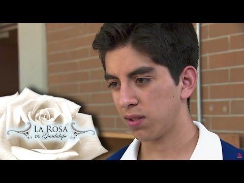 Alberto recibe una gran lección   Cuando mamá se va   La Rosa de Guadalupe