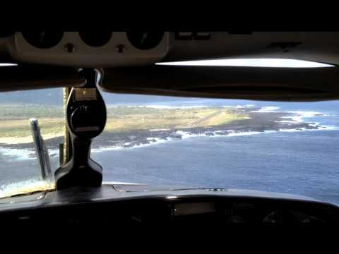 Flying To Molokai