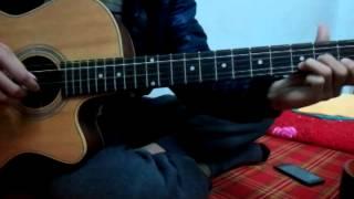 Hướng dẫn cướp biển caribe guitar P.1,suan she men nan ren guitar,Shou Xie De Cong Qian 手写的从前, 周杰倫