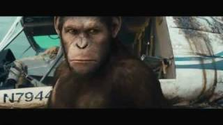 Rise of the Planet of the Apes - SDCC 2011 promo clip