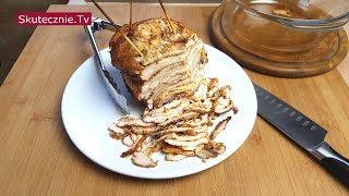 Domowy kebab drobiowy (z piekarnika) :: Skutecznie.Tv
