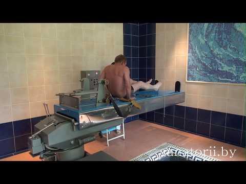 Оздоровительный центр Талька - подводное вытяжение позвоночника, Санатории Беларуси