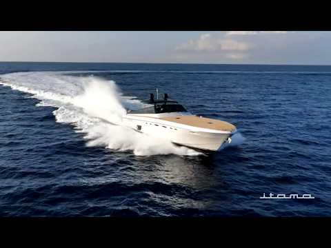 Luxury Open Yachts - Itama Yacht Fleet