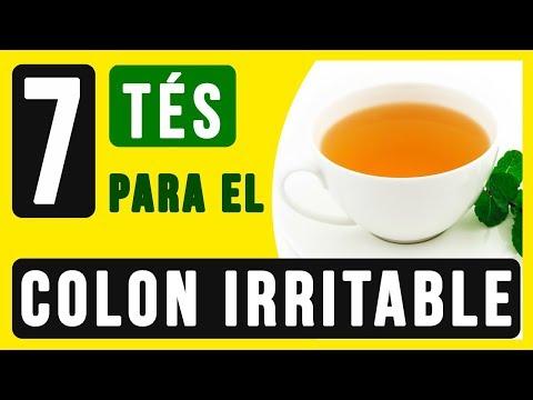 7 Tes de Hierbas para los Sintomas de Colon Irritable