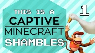 Monkey Nipples - Captive Minecraft 1.10 Ep 1