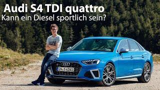 2019 Audi S4 TDI quattro Fahrbericht / Kann ein Diesel überhaupt sportlich sein? - Autophorie