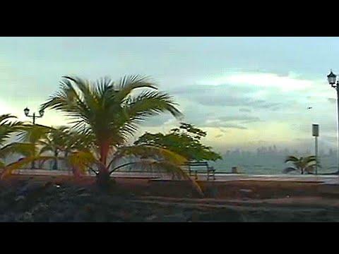 Amador Causeway -  Panama City, Panama