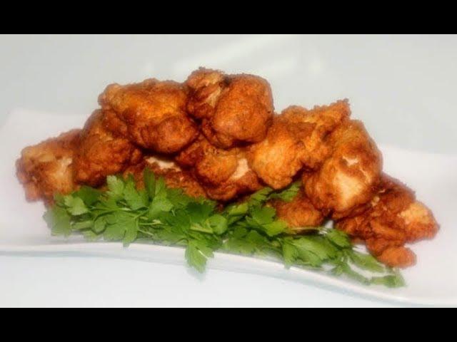 Пикантни пилешки хапки