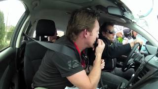 GreenEDGE Backstage Pass - Paris-Roubaix
