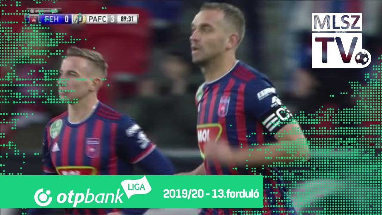 Juhász Roland gólja a MOL Fehérvár FC – Puskás Akadémia FC ...