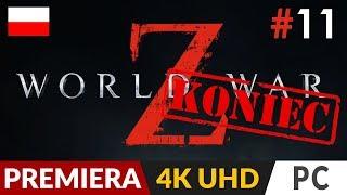 World War Z PL z Arlinką  #11 (odc.11 Koniec gry)  Zakończenie | Gameplay po polsku 4K60 Ultra