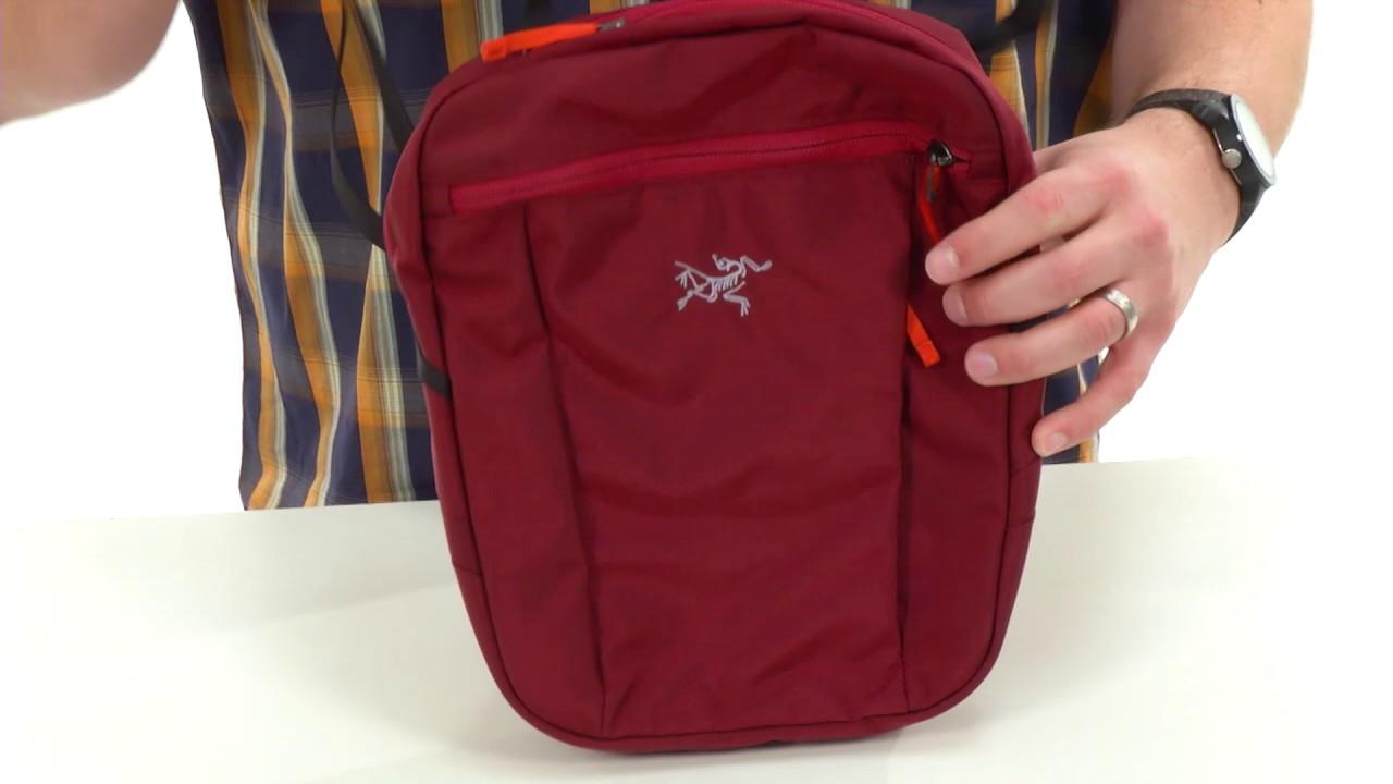 5030194e8112 Arc teryx Slingblade 4 Shoulder Bag SKU 8661810 - YouTube