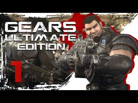 Gears Of War Ultimate Edition Gameplay Walkthrough - Part 1