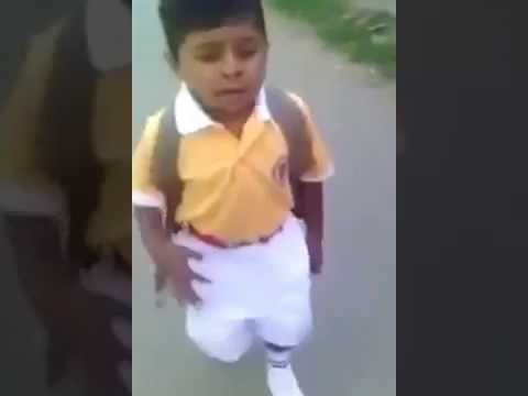 Really talented Indian kid