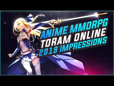 Toram Online 2019 First Impressions - One Of Asobimo's Best Anime MMORPGs?